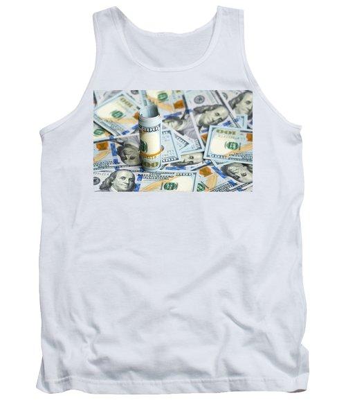 Dollar Tank Top