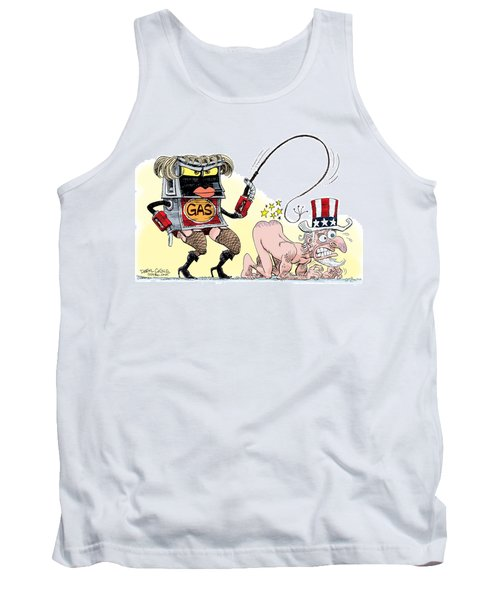 Dominating Gas Prices Tank Top