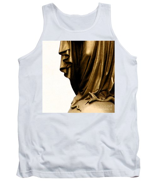 Dominion Over The Serpent Tank Top