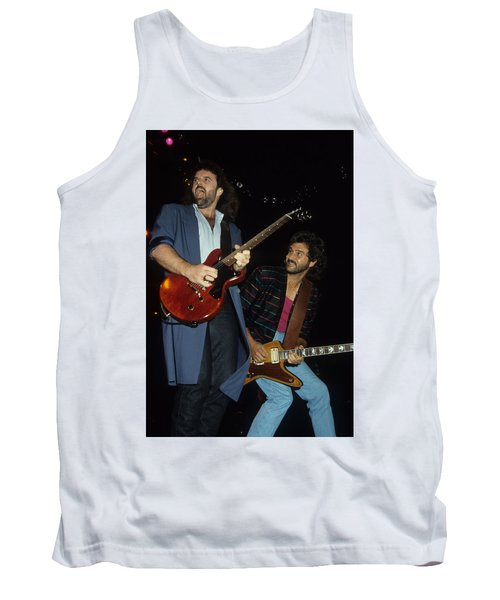 Don Barnes And Jeff Carlisi Of 38 Special Tank Top