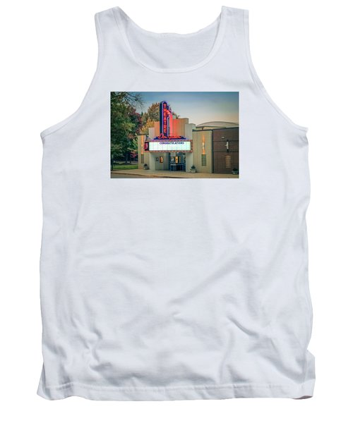Don Gibson Theatre Tank Top by Marion Johnson