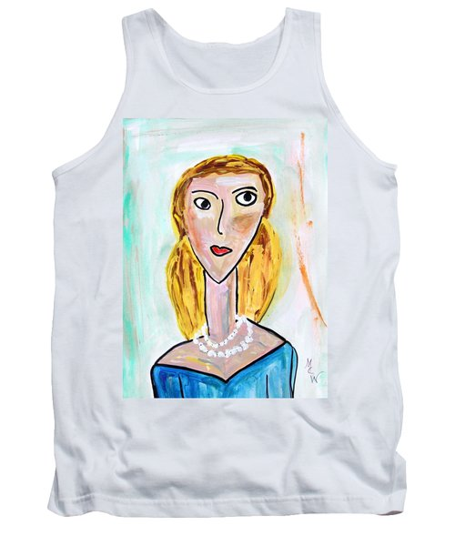 Double Strand Tank Top
