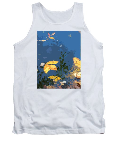 Tank Top featuring the photograph Double Trinity by Spyder Webb