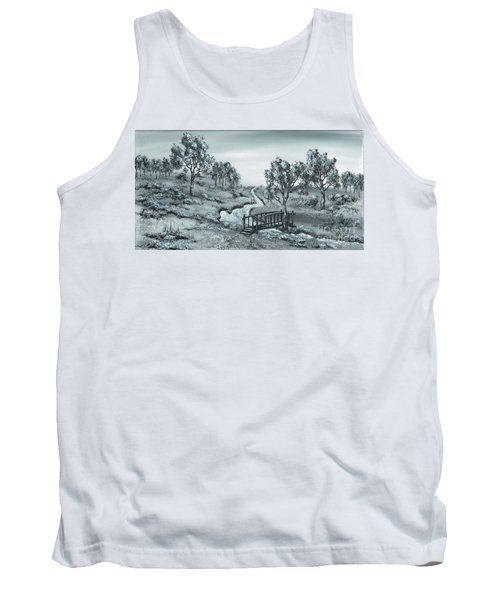 Down Stream Tank Top