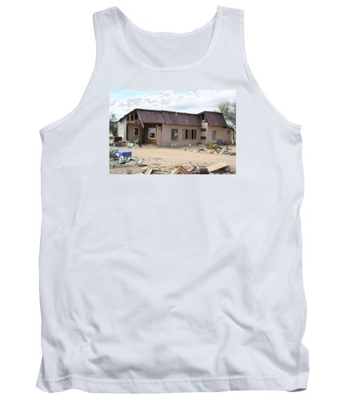 Down To The Nitty Gritty Tank Top