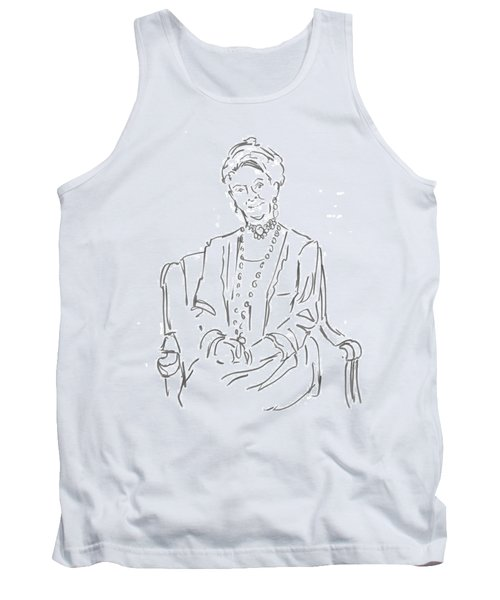 Downton Abbey - The Dowager Countess Tank Top
