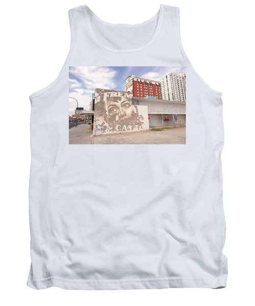 Downtown After Tank Top