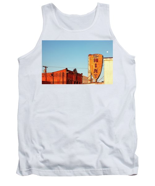 Downtown White Sulphur Springs Tank Top