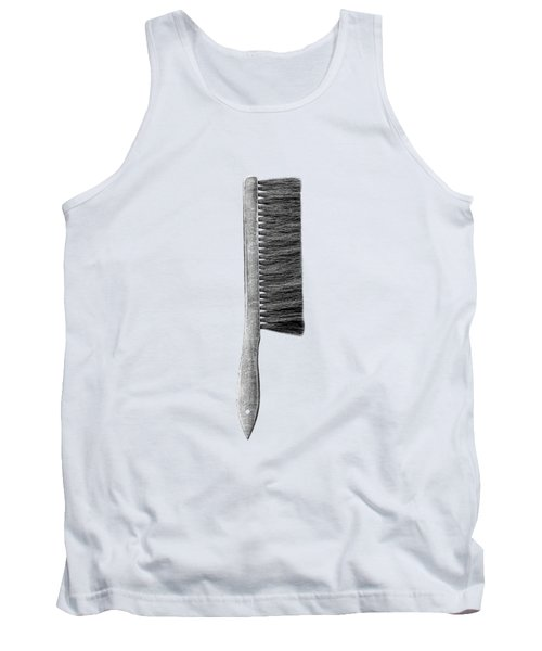 Drafting Brush Tank Top