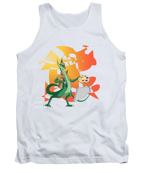 Dragon Painter Tank Top