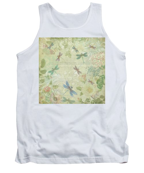 Dragonfly Dream Tank Top