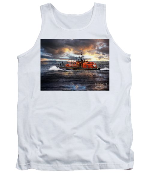 Dramatic Once More Unto The Breach  Tank Top