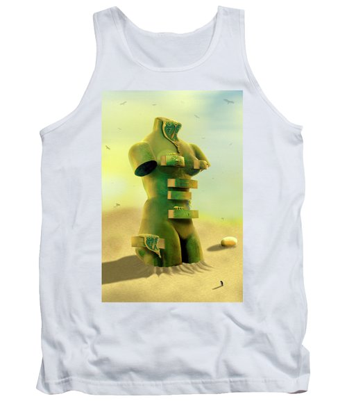 Drawers 2 Tank Top by Mike McGlothlen