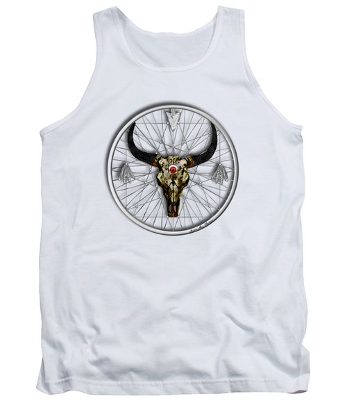 Dream Guardian Tank Top by Iowan Stone-Flowers