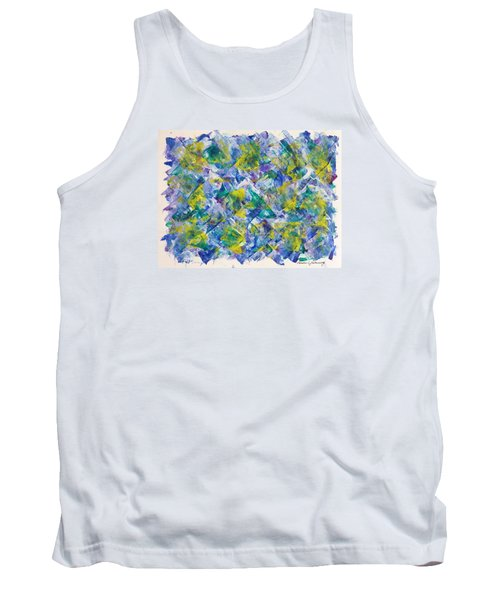 Dreaming Of Winter Tank Top