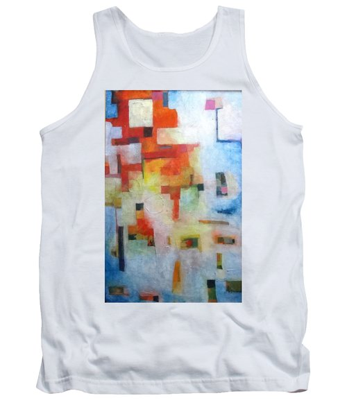 Dreamscape Clouds Tank Top