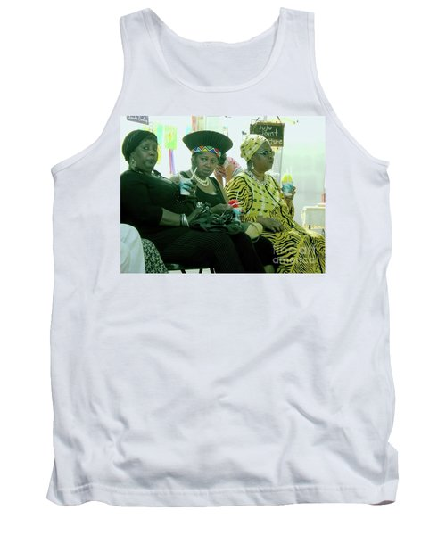 Dressed To The Nines Tank Top