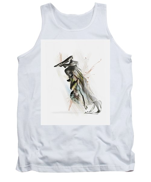 Drift Contemporary Dance Two Tank Top