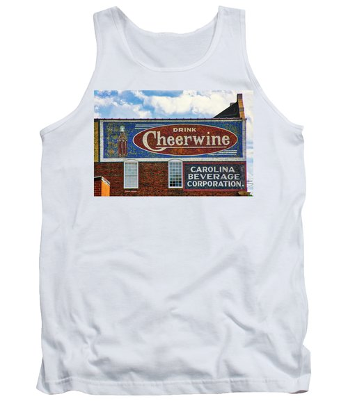 Drink Cheerwine Tank Top