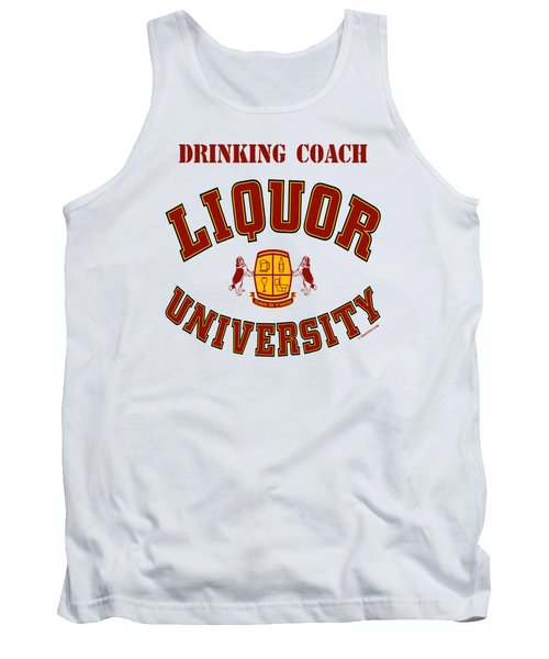 Drinking Coach Tank Top
