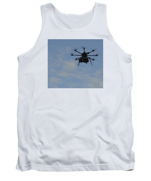 Tank Top featuring the photograph Drone by Linda Geiger