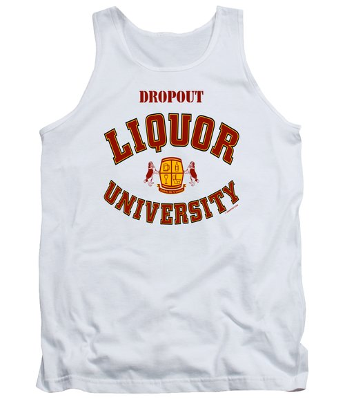 Dropout Tank Top