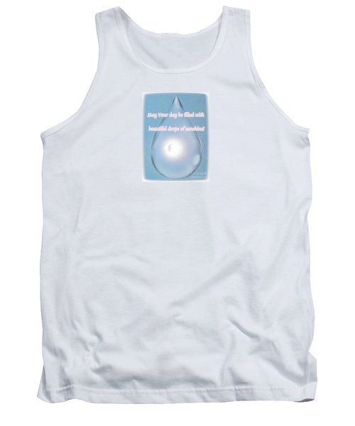 Drops Of Sunshine Tank Top
