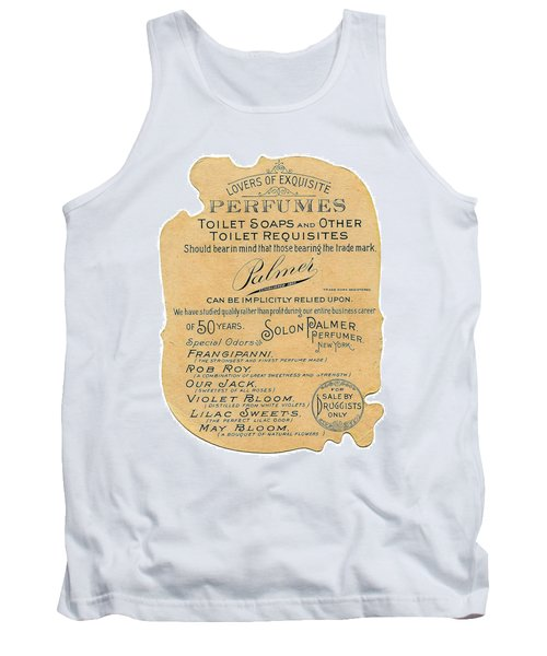 Tank Top featuring the photograph Druggists by ReInVintaged