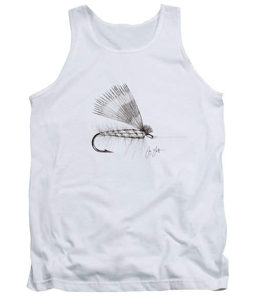 Dry Fly Tank Top by Jay Talbot