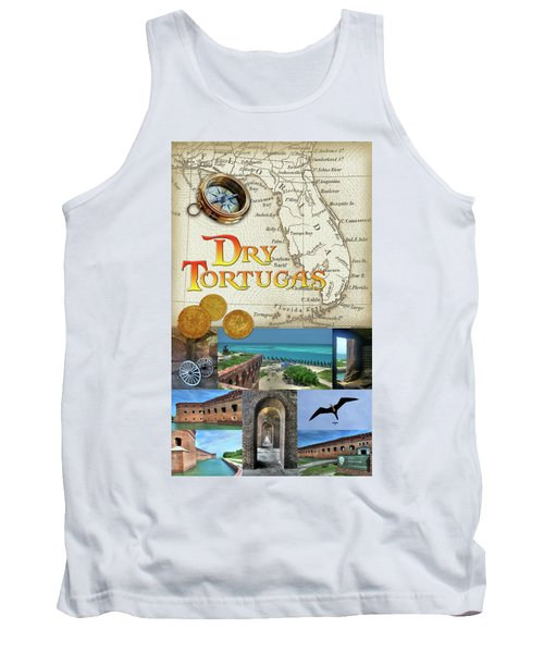 Dry Tortugas Tank Top