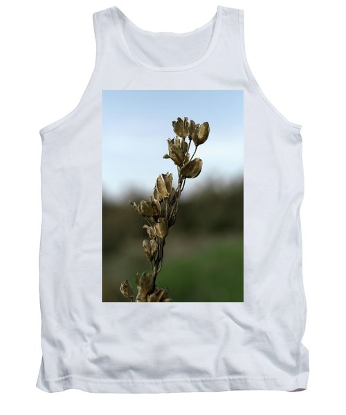 Drying Flower Tank Top