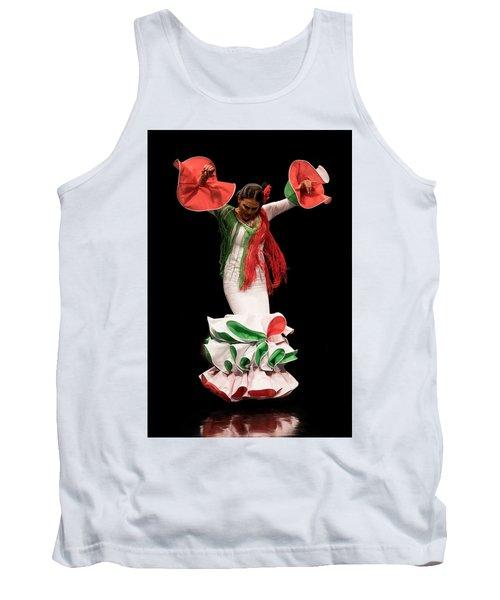 Duende Flamenco Tank Top