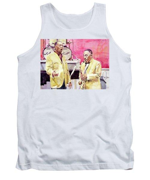 Duke Ellington And Johnny Hodges Tank Top