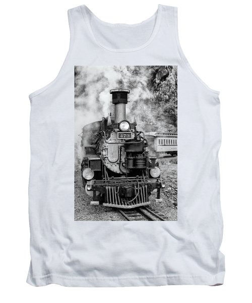 Durango Silverton Train Engine Tank Top