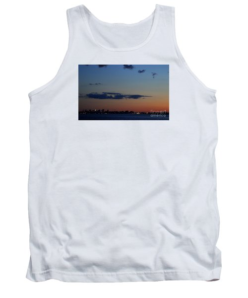 Dusk Over Boston Tank Top