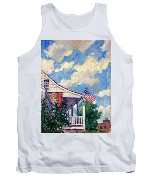 Dyckman House Nyc Tank Top