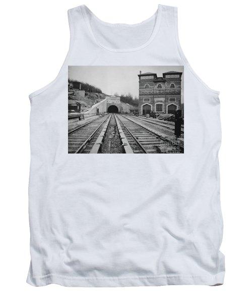 Dyckman Street Station Tank Top