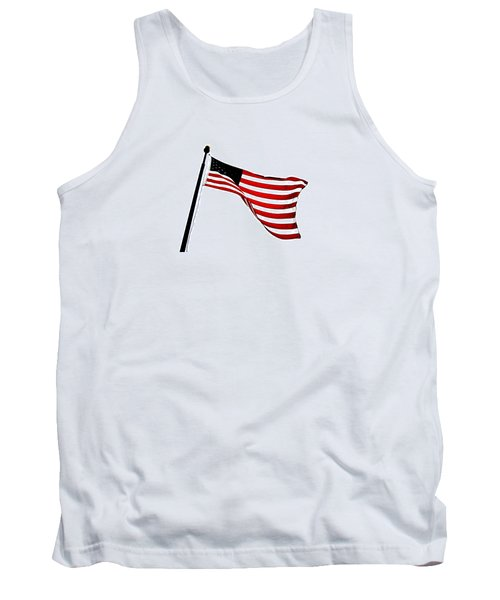 Dynamic Stars And Stripes Tank Top