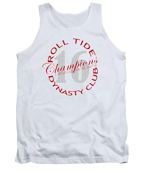 Dynasty Club Tank Top by Greg Sharpe