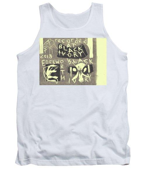 E Cd Grey Tank Top