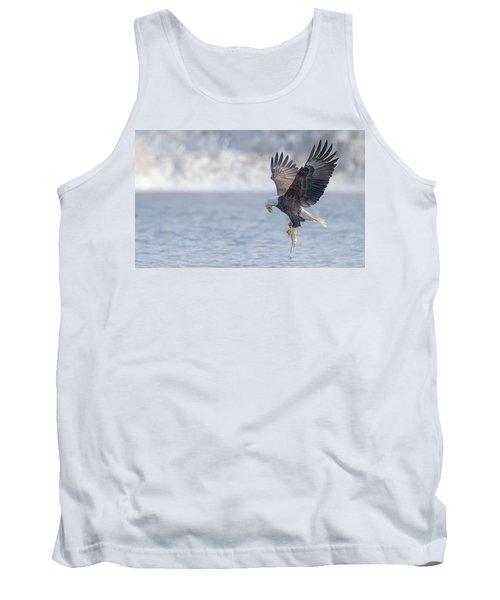 Eagle Fishing  Tank Top