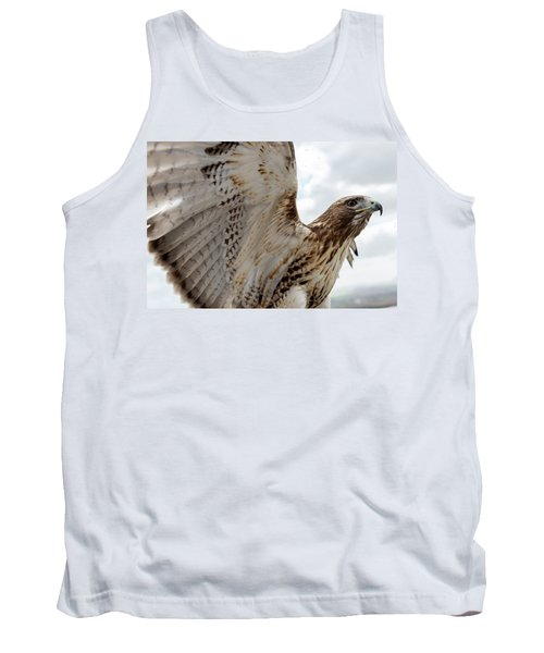 Eagle Going Hunting Tank Top