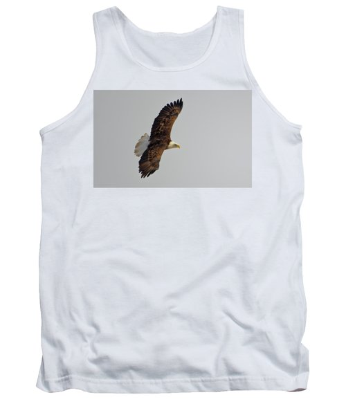 Eagle In Flight Tank Top