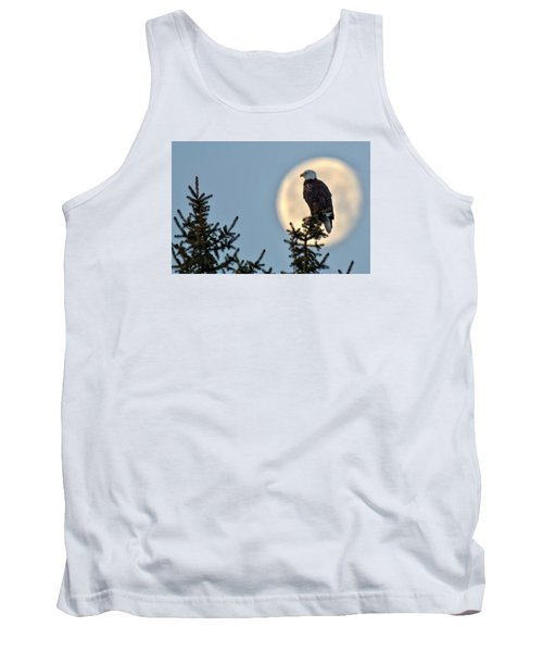 Eagle Moon Tank Top