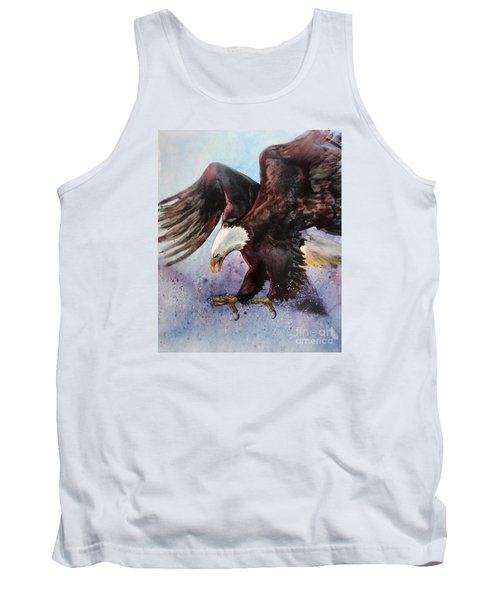 Eagle Of Light Tank Top