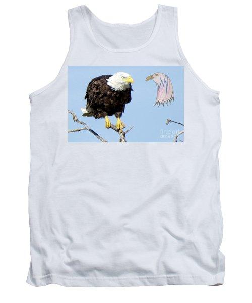 Eagle Reflection Tank Top