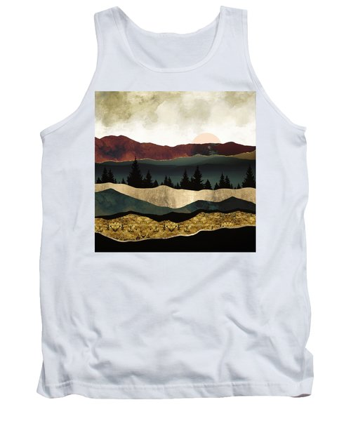 Early Autumn  Tank Top
