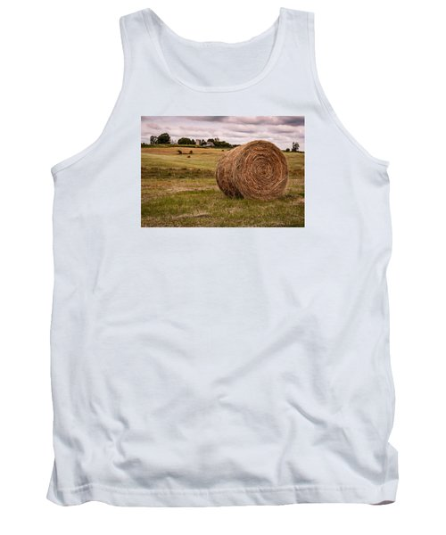 Early Autumn Tank Top by Wayne King
