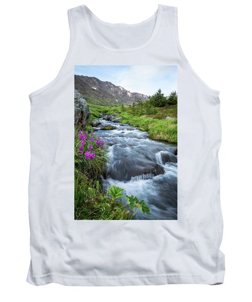 Early Days Of Summer Tank Top