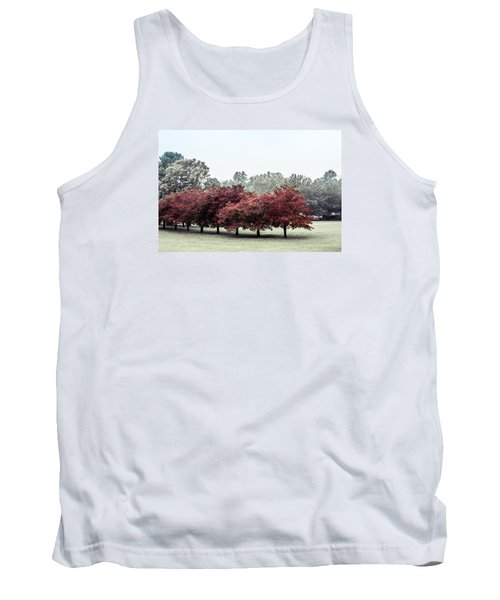 Early Fall Tank Top by Carlee Ojeda